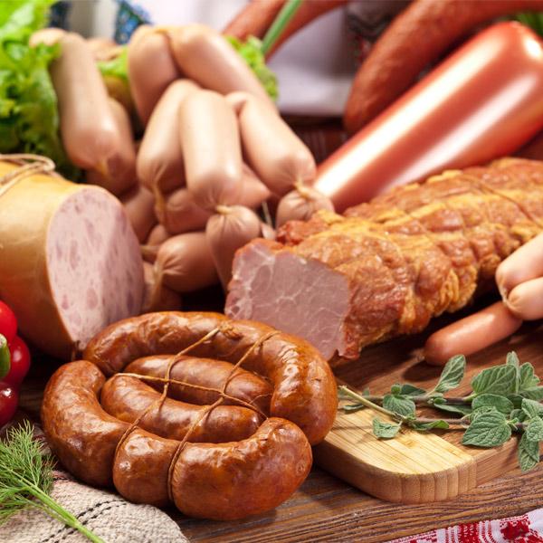 Geselchtes, Wurst geschnitten oder im Ganzen, Wurstware - Fleischerei Stefan Girsch